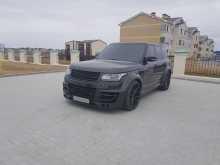 Сургут Range Rover 2015