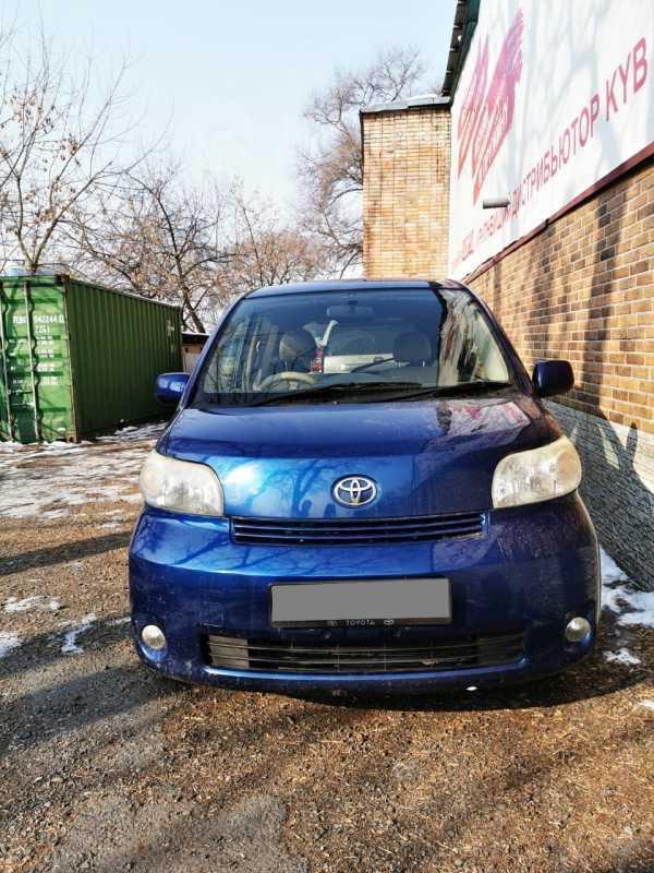 Toyota Porte, 2007 год, 375 000 руб.