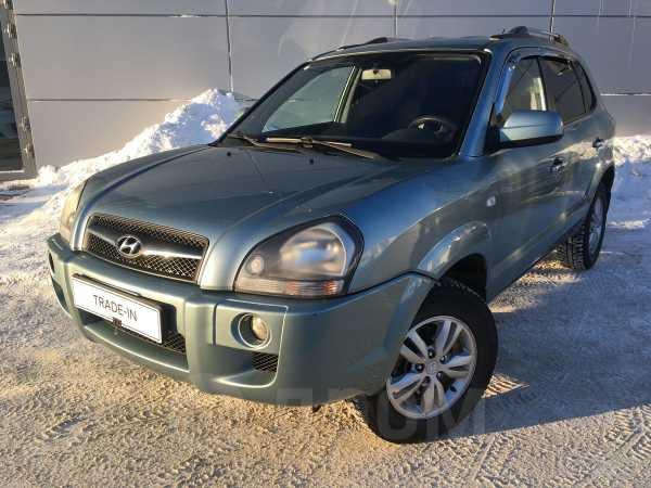 Hyundai Tucson, 2008 год, 519 500 руб.