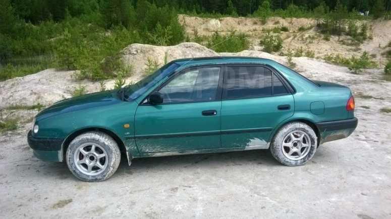 Toyota Corolla, 1999 год, 50 000 руб.