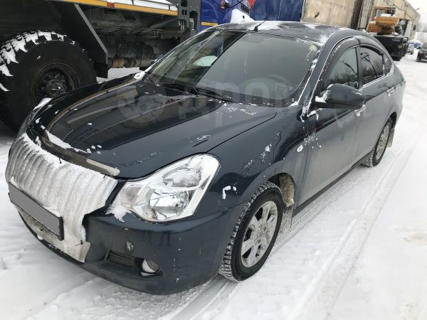 Nissan Almera, 2017 год, 610 000 руб.