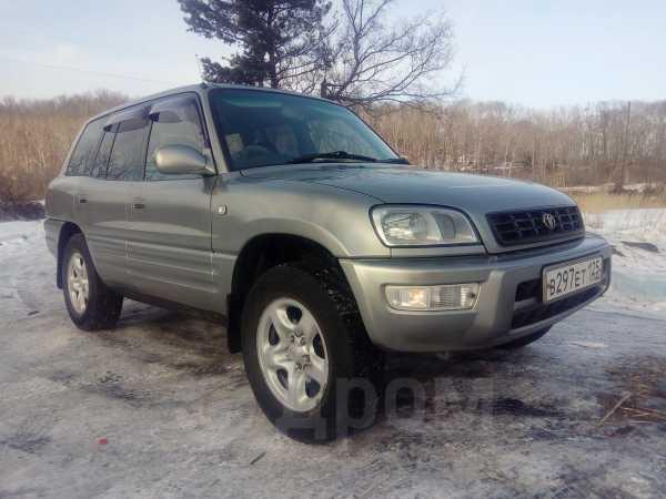 Toyota RAV4, 1999 год, 420 000 руб.
