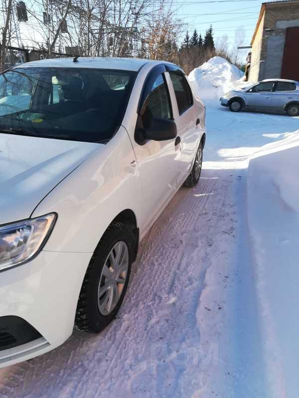 Renault Logan, 2019 год, 540 000 руб.
