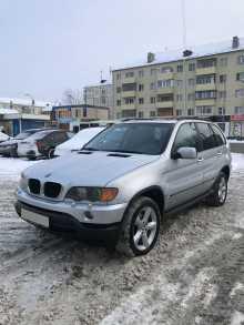 Курган BMW X5 2003