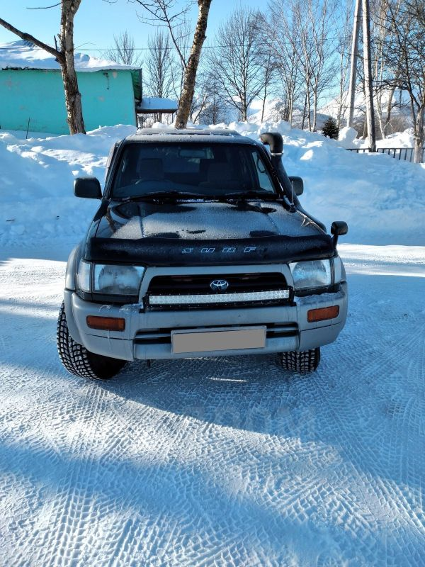 Toyota Hilux Surf, 1990 год, 680 000 руб.