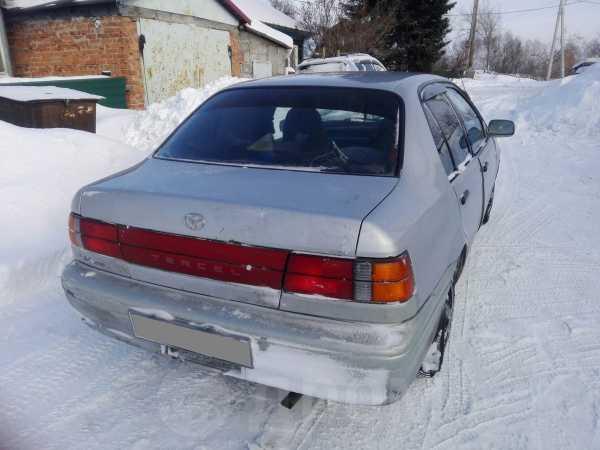 Toyota Tercel, 1992 год, 85 000 руб.