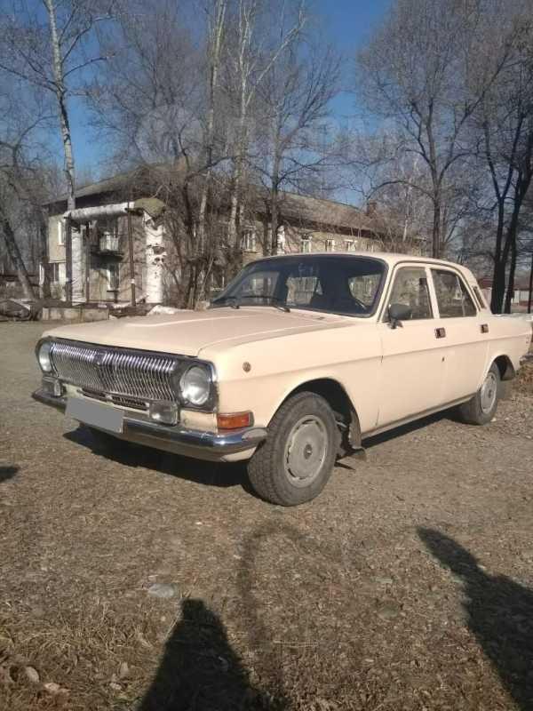 ГАЗ 24 Волга, 1989 год, 150 000 руб.
