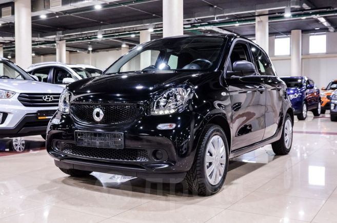 Smart Forfour, 2016 год, 770 001 руб.