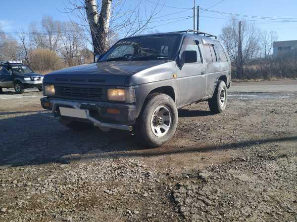 Nissan Terrano, 1991 год, 220 000 руб.