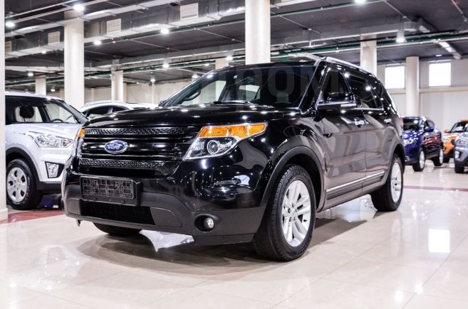 Ford Explorer, 2014 год, 1 120 001 руб.