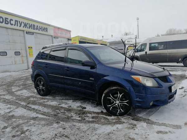 Pontiac Vibe, 2003 год, 355 000 руб.