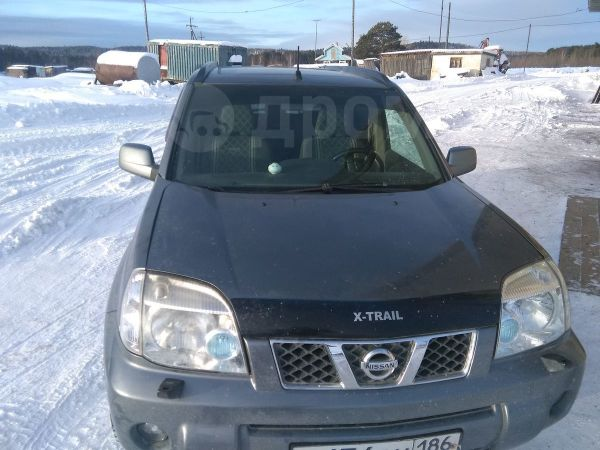 Nissan X-Trail, 2006 год, 450 000 руб.