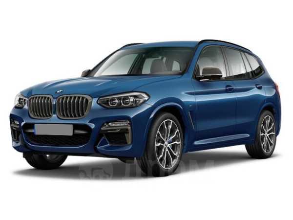 BMW X3, 2020 год, 5 988 400 руб.