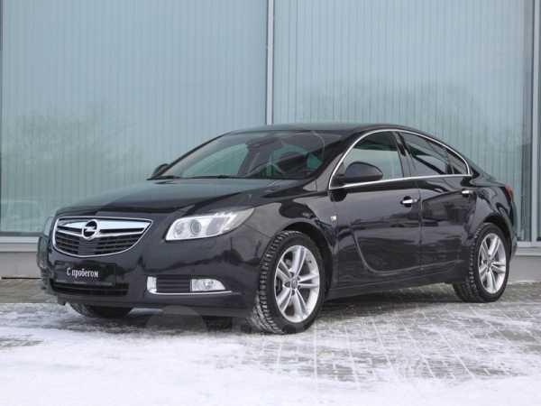 Opel Insignia, 2013 год, 659 000 руб.