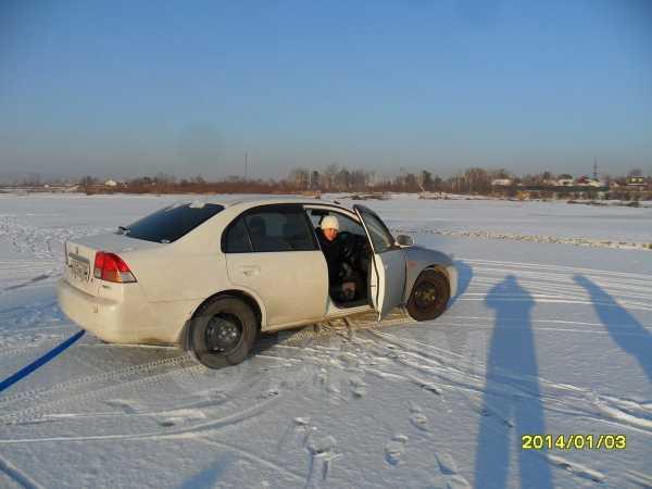 Honda Civic Ferio, 2002 год, 249 999 руб.
