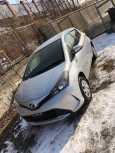 Toyota Vitz, 2015 год, 560 000 руб.
