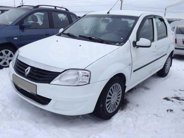 Renault Logan, 2014 год, 335 000 руб.