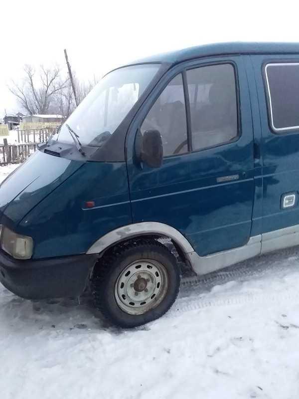 ГАЗ 2217, 2002 год, 100 000 руб.