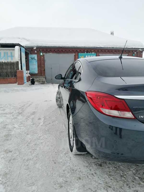 Opel Insignia, 2010 год, 540 000 руб.