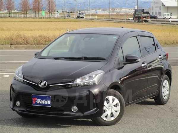 Toyota Vitz, 2016 год, 350 000 руб.