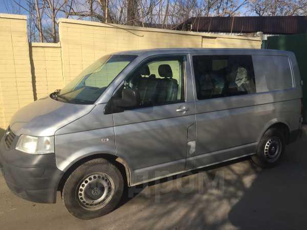 Volkswagen Transporter, 2007 год, 500 000 руб.