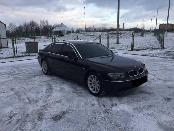 BMW 7-Series, 2004 год, 400 000 руб.