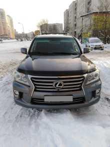 Екатеринбург Lexus LX570 2013
