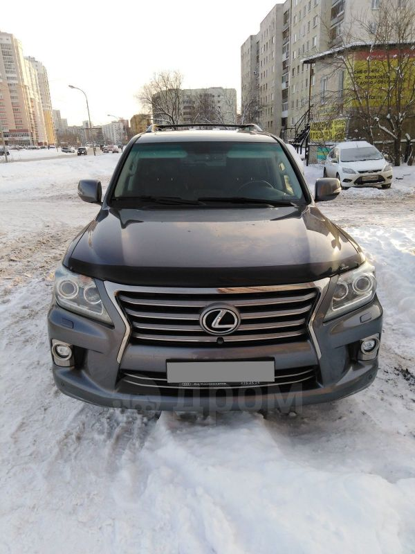 Lexus LX570, 2013 год, 2 700 000 руб.