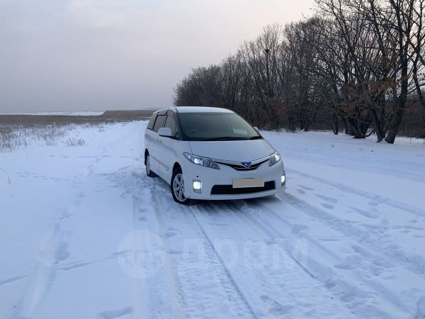 Toyota Estima, 2010 год, 1 100 000 руб.
