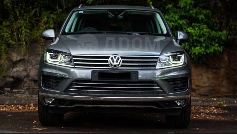 Volkswagen Touareg, 2016 год, 2 350 000 руб.
