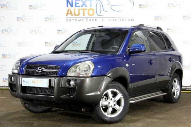Hyundai Tucson, 2007 год, 510 000 руб.