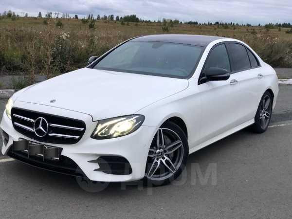 Mercedes-Benz E-Class, 2018 год, 2 449 000 руб.