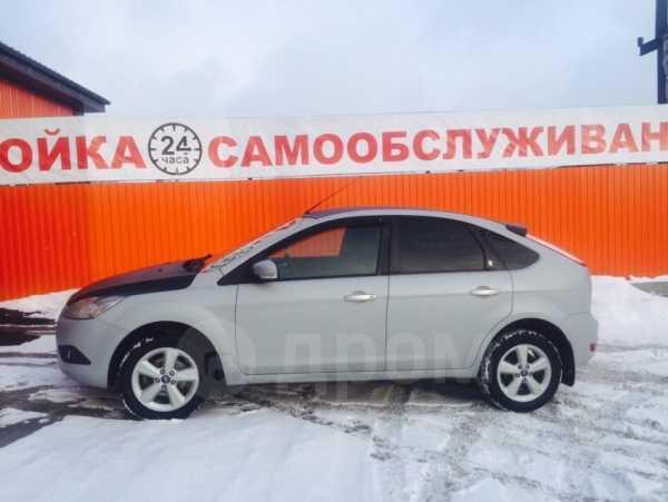 Ford Focus, 2008 год, 252 000 руб.
