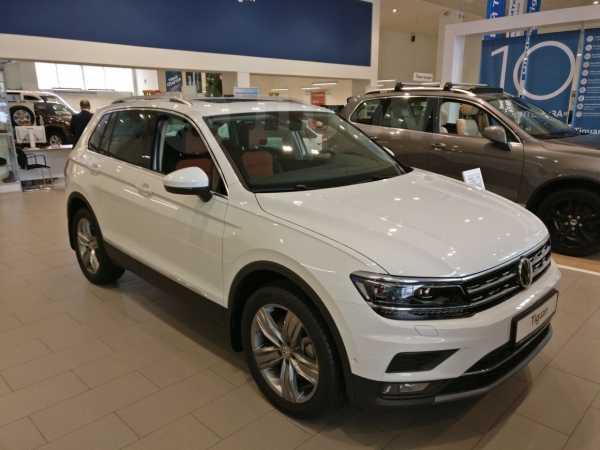 Volkswagen Tiguan, 2020 год, 2 197 900 руб.