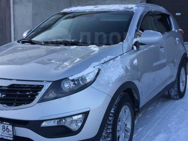 Kia Sportage, 2013 год, 850 000 руб.