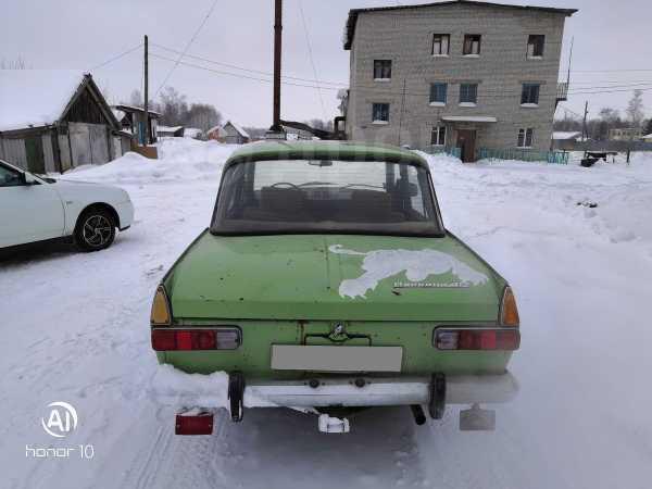 Москвич 412, 1990 год, 25 000 руб.