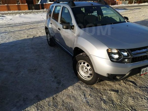 Renault Duster, 2016 год, 645 000 руб.