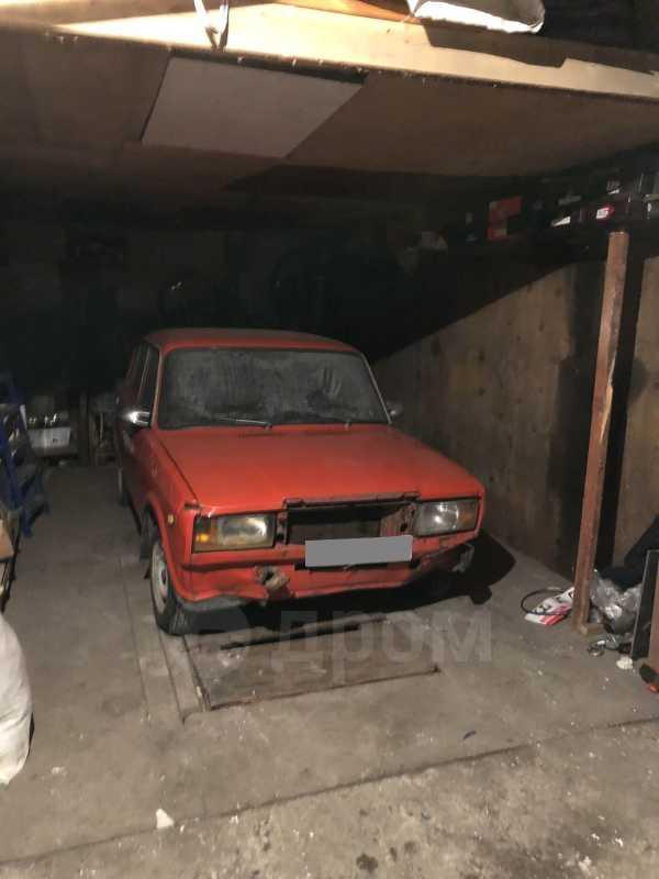 Лада 2107, 1987 год, 30 000 руб.