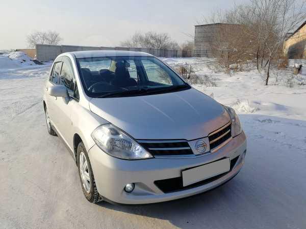 Nissan Tiida Latio, 2010 год, 391 000 руб.