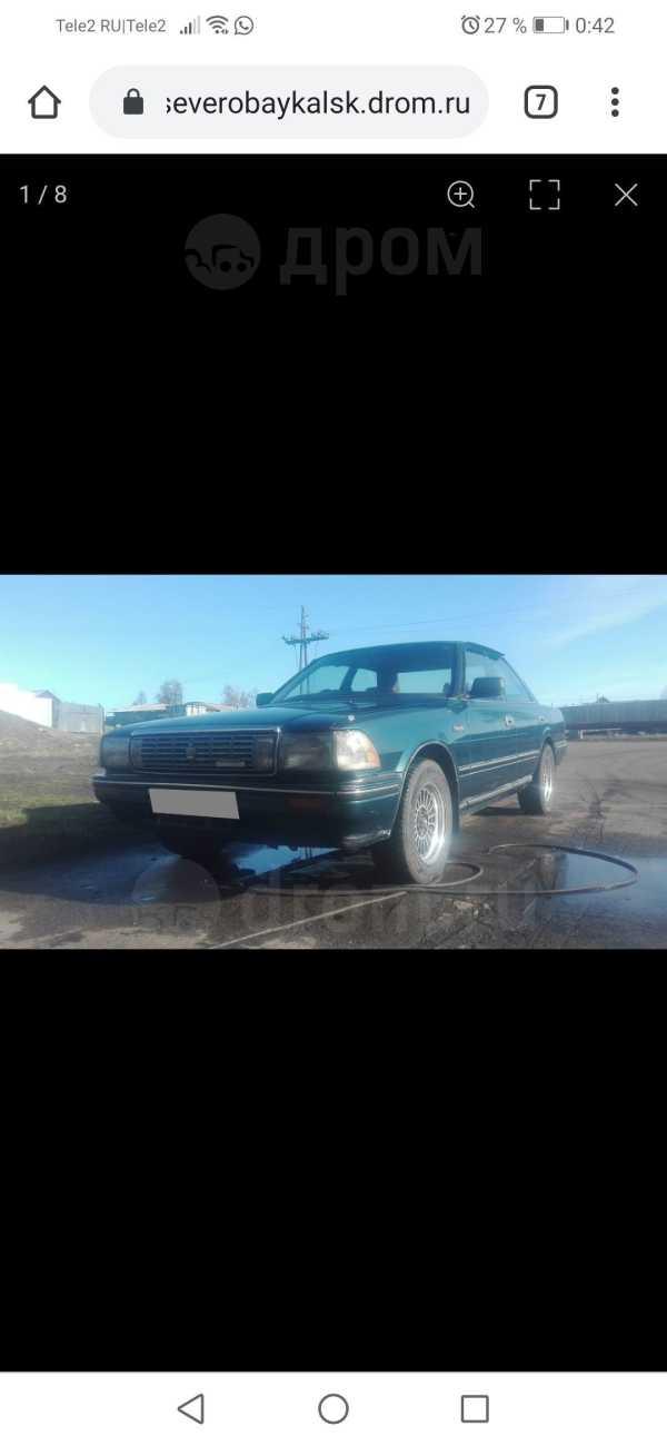 Toyota Crown, 1989 год, 140 000 руб.