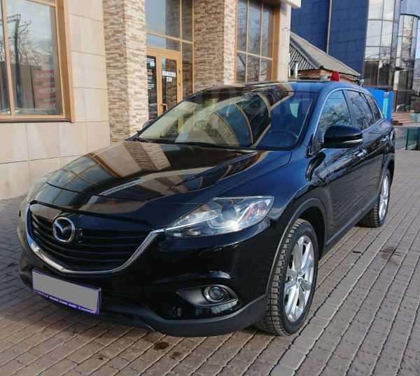 Mazda CX-9, 2012 год, 990 000 руб.