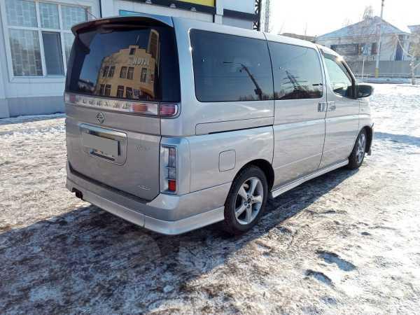 Nissan Elgrand, 2003 год, 400 000 руб.