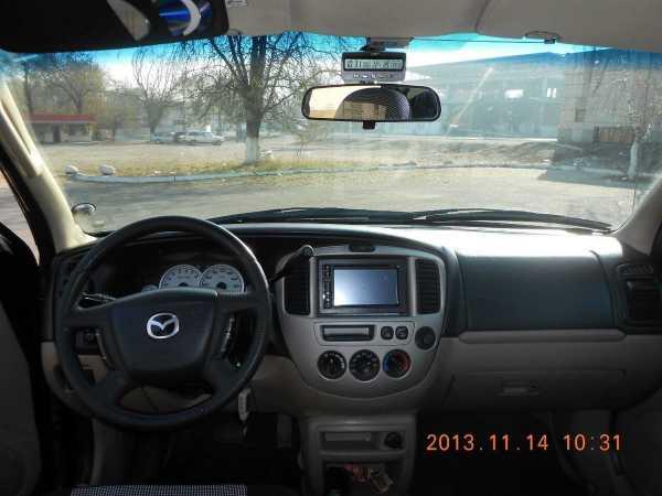 Mazda Tribute, 2000 год, 535 000 руб.