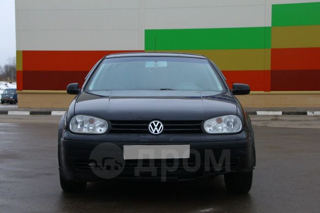 Volkswagen Golf, 2001 год, 160 000 руб.