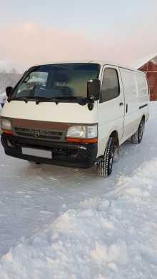 Петропавловск-Камчатский Hiace 2001