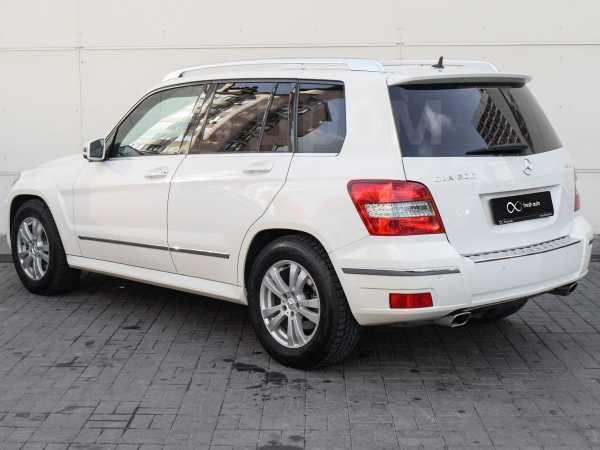 Mercedes-Benz GLK-Class, 2012 год, 1 071 000 руб.