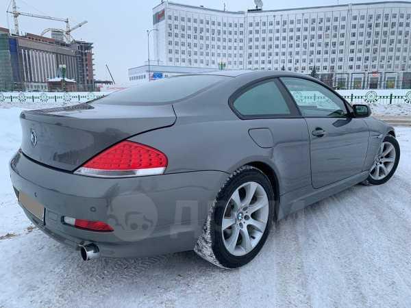 BMW 6-Series, 2007 год, 750 000 руб.