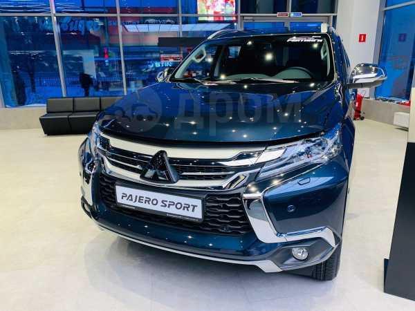 Mitsubishi Pajero Sport, 2018 год, 3 146 000 руб.