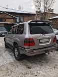 Toyota Land Cruiser, 2003 год, 1 120 000 руб.