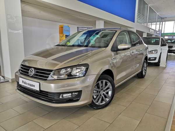 Volkswagen Polo, 2019 год, 944 800 руб.